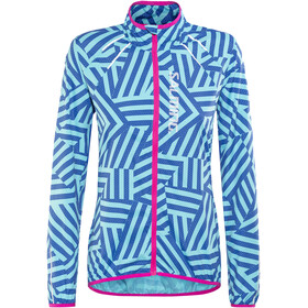 Salming Ultralite 2.0 Running Jacket Women blue